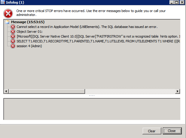 How-to update Dynamics AX2012 from SQL Server 2008R2 to SQL